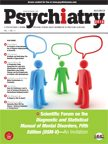 Welcome to the November issue of Psychiatry 2010